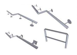 Wiejak protective rails